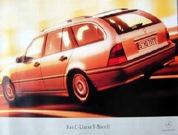 Original Mercedes-benz C-class T-modell