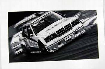 Original Mercedes-benz Race E-klasse 190
