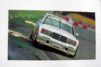 Original Mercedes-benz Race E-class 190
