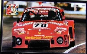 Original Sachs 1980 Porsche 935