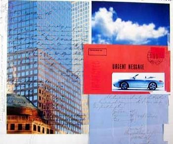 Poster 50 Jahre Porsche 1998, Porsche 996 Cabriolet