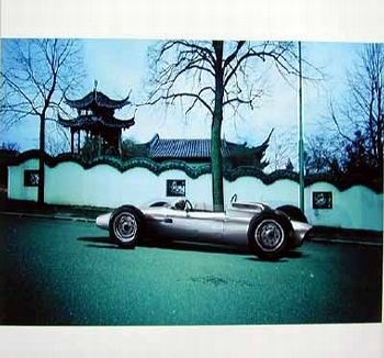 Unforgettable F1 Grand Prix Winner Porsche 904, Poster 2003