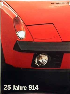 Porsche 914 25 Jahre