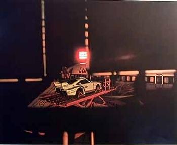 Porsche 935 Poster, 1978