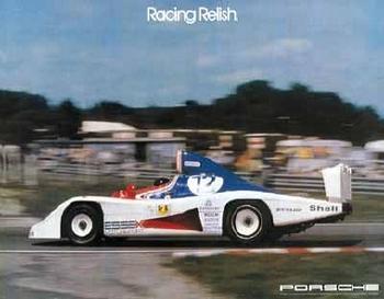 Porsche 926 Racing Relish - Porsche Reprint