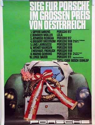 Ausverkauft Sold Out Porsche Original