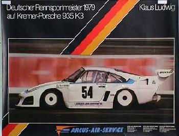 Deutscher Rennsportmeister 1979 Auf Kremer