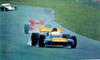 Graham Hill Zandvoort Holland