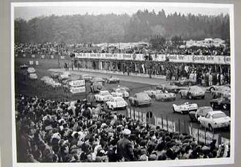 1000 Km Nürburgring 1962 Gewinner Phil Hill