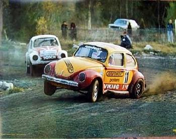 1973 Vw Käfer Rally