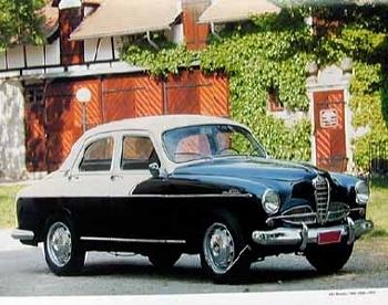 Alfa Romeo 1900 1950 -