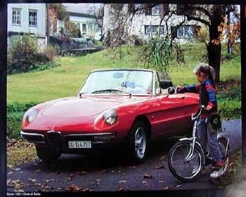 Alfa Romeo Original 1987 Spider