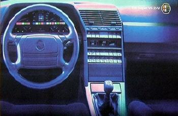Alfa Romeo Original 1993 164