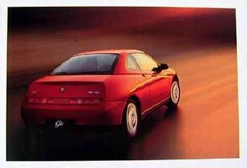 Alfa Romeo Original 1997 Gtv