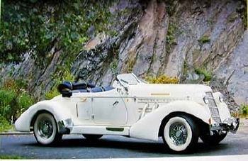 Auburn 851 1936
