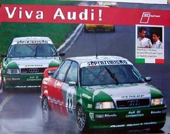 Audi Original 1994 Italienische Torenwagen-meisterschaft