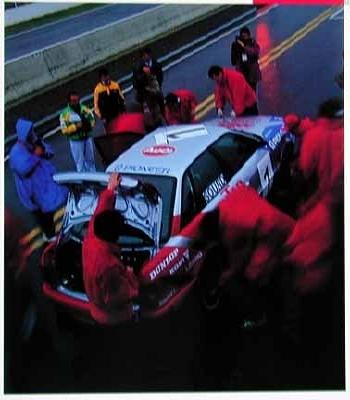 Audi Original Motorsport Poster 1994, Audi Quattro