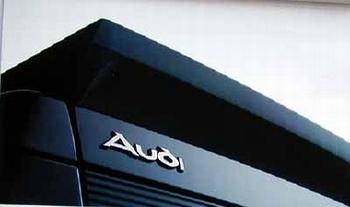 Audi Original 1986 Coupé Automobile