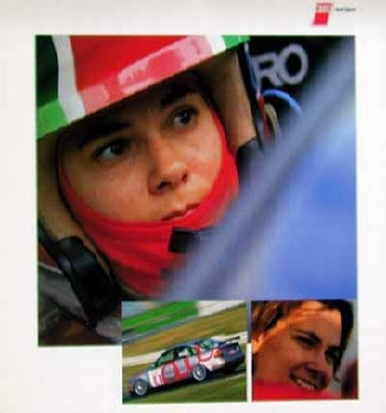 Audi Original Poster 1996, Motorsport Audi Quattro