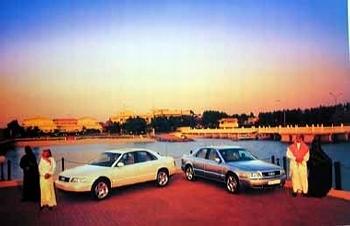 Audi Original 1997 A8 Jeddah