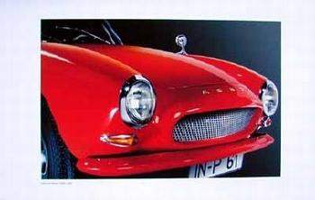 Dkw 3=6 Monza, Audi Poster 2002
