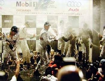 Audi Original 2004 12 Hours