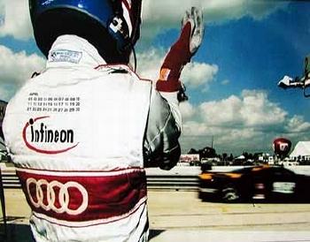Audi Original 2004 American Lemans