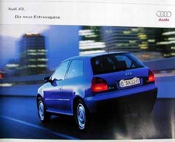 Audi Original A3 Automobile Car