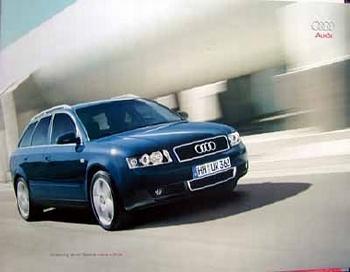 Audi Original A4 Avant 2004