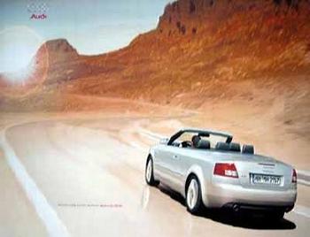 Audi Original A4 Cabriolet