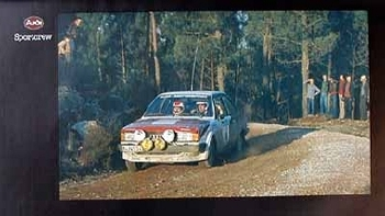 Audi-motorsport Poster, 1980