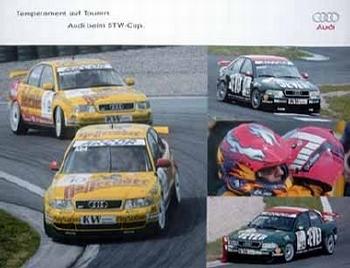 Audi Original Quattro Tourenwagen