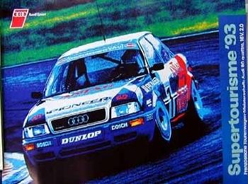 Audi Original Sport Quattro