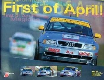 Audi Original Sport Quattro Automobile