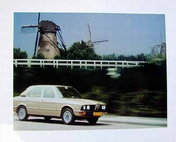 Bmw Original 1980 5 Series