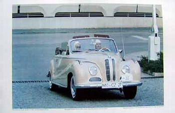 Bmw Original 1982 502 Automobile