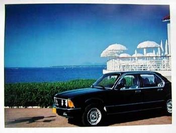 Bmw Original 1983 E 24