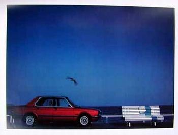 Bmw Original 1983 E 28