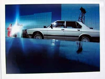 Bmw Original 1984 7er Automobile