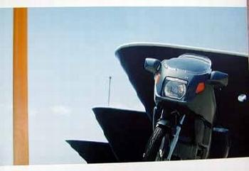 Bmw Original 1984 K 100