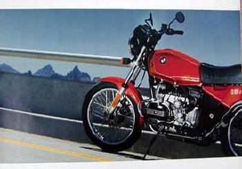 Bmw Original 1984 R 80