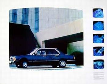 Bmw Original 1985 7er Automobile