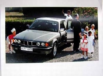 Bmw Original 1987 6er Automobile