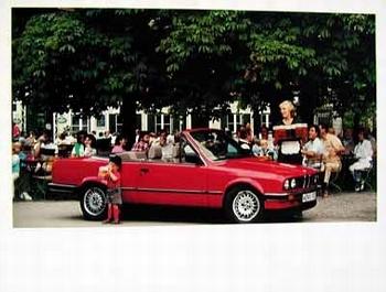 Bmw Original 1988 3er Cabrio