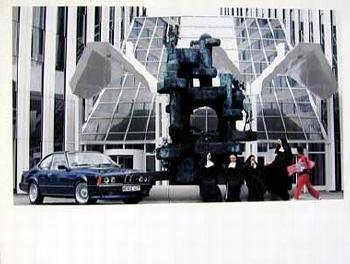 Bmw Original 1988 M635 Csi