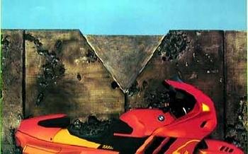 Bmw Original 1991 K 1000cc