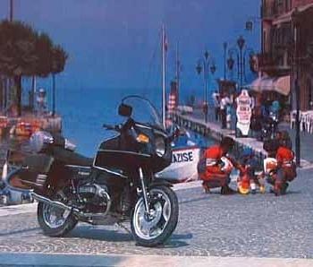 Bmw Original 1993 Motorbike R