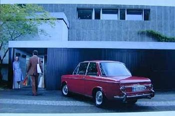 Bmw Original 2002 Automobile Car