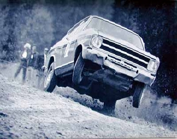 Auto Cross Böblingen 1969 L