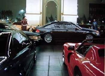Bmw Original 2003 7er Automobile
